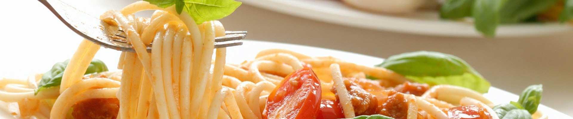Pasta, Spagetti, Penne, Gnocchis, Tagliatelle