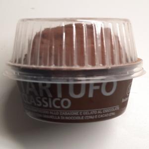 Tartufo-Eis Chocolate