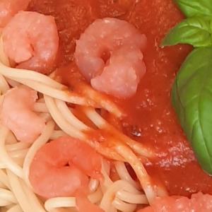 Spaghetti al Gamberetti